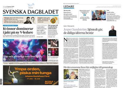Svenska Dagbladet – 17 januari 2020