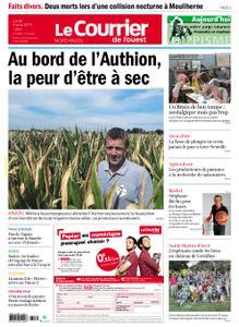 Le Courrier de l'Ouest Nord Anjou – 05 août 2019
