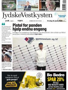JydskeVestkysten Vejen – 26. juni 2020