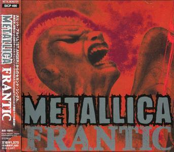 Metallica - Frantic (Japan CD5) (2003) {Sony Music}