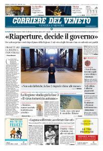 Corriere del Veneto Venezia e Mestre – 19 aprile 2020