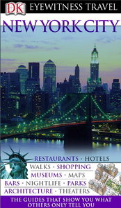 New York (EYEWITNESS TRAVEL GUIDE)