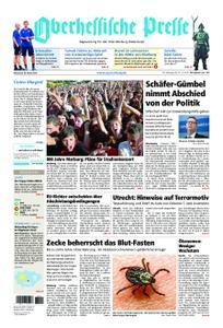 Oberhessische Presse Marburg/Ostkreis - 20. März 2019