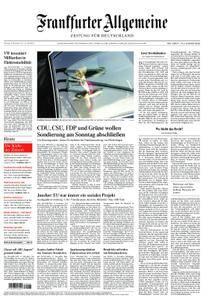 Frankfurter Allgemeine Zeitung F.A.Z. - 18. November 2017