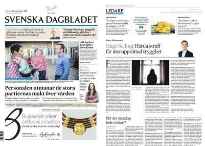Svenska Dagbladet – 24 september 2018