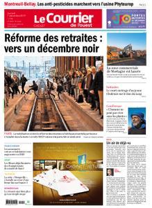 Le Courrier de l'Ouest Cholet – 07 décembre 2019