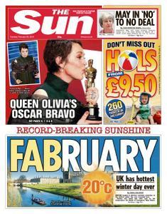 The Sun UK - 26 February 2019