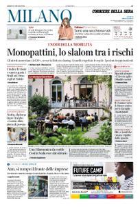 Corriere della Sera Milano – 27 giugno 2020
