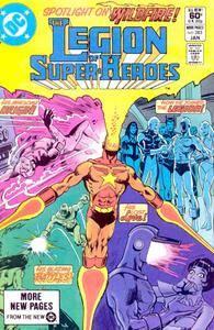 Legion of Super-Heroes 283