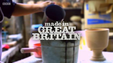 BBC - Made in Great Britain Series 1: Pottery (2018)
