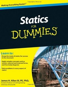 Statics For Dummies (repost)