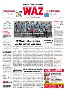 WAZ Westdeutsche Allgemeine Zeitung Oberhausen-Sterkrade - 05. Februar 2019