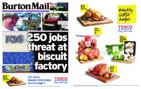 Burton Mail – March 21, 2019