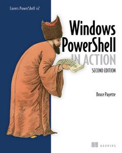 Windows PowerShell in Action (2nd edition)