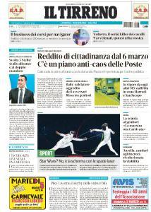 Il Tirreno Livorno - 27 Febbraio 2019