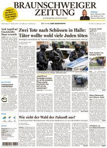 Braunschweiger Zeitung - Gifhorner Rundschau - 10. Oktober 2019