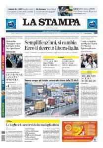 La Stampa Imperia e Sanremo - 29 Giugno 2020