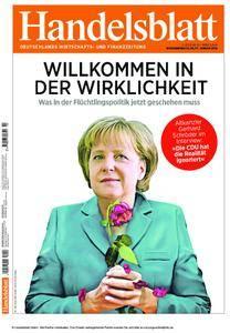 Handelsblatt - 15. Januar 2016