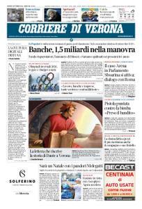 Corriere di Verona – 18 ottobre 2018