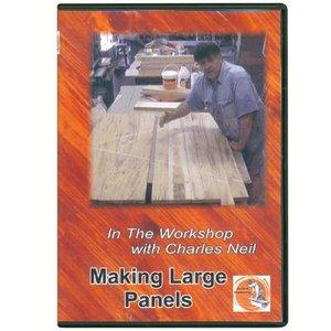 Workshop of Charles Neil - Making Large Panels