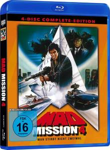 Mad Mission 4: You Never Die Twice (1986) [Extended Cut]
