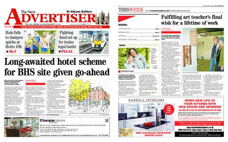 The Herts Advertiser – October 18, 2018