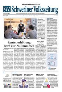 Schweriner Volkszeitung Hagenower Kreisblatt - 11. Mai 2020