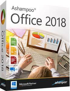 Ashampoo Office Professional 2018 Rev 944.1213 Multilingual Portable