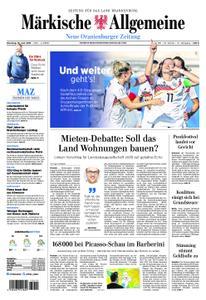 Neue Oranienburger Zeitung - 18. Juni 2019