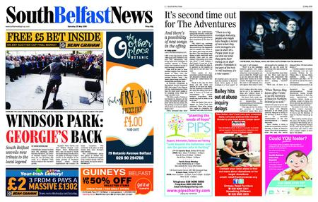 South Belfast News – May 23, 2019
