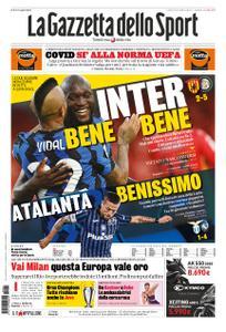 La Gazzetta dello Sport – 01 ottobre 2020
