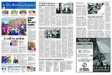The Capital – January 21, 2018