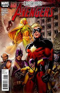 Chaos War - Dead Avengers 01 of 3