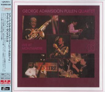 George Adams & Don Pullen Quartet - Live At Montmartre (1985) {2015 Japan Timeless Jazz Master Collection Complete Series}