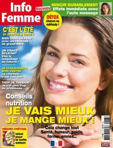 Info Femme - Mai-Juillet 2021