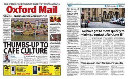 Oxford Mail – June 02, 2020