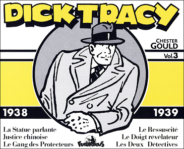 Dick Tracy - Tome 3 - 1938-1939