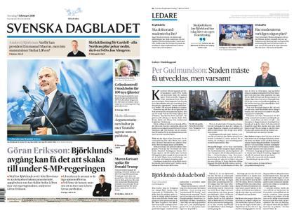 Svenska Dagbladet – 07 februari 2019