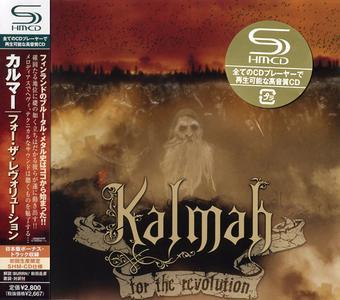Kalmah - For The Revolution (2008) [Japanese Edition]
