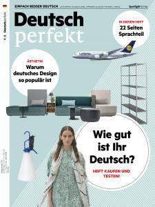Deutsch Perfekt - Oktober 2017