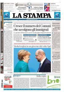 La Stampa Imperia e Sanremo - 8 Febbraio 2018