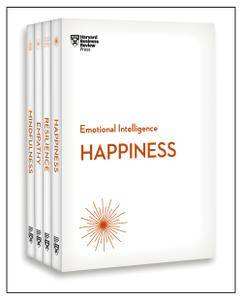 Harvard Business Review Emotional Intelligence: 4 Books
