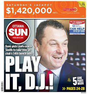 Ottawa Sun - May 24, 2019