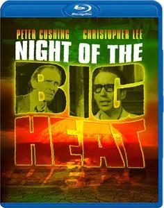 Night of the Big Heat (1967) + Extras
