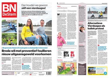 BN DeStem - Bergen op Zoom – 16 juli 2019