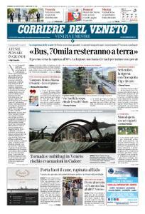 Corriere del Veneto Venezia e Mestre – 30 agosto 2020