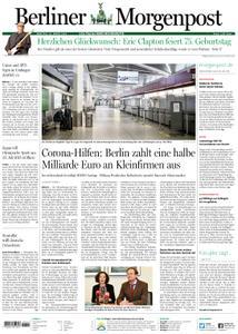 Berliner Morgenpost – 30. März 2020