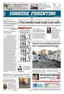 Corriere Fiorentino La Toscana - 22 Ottobre 2017