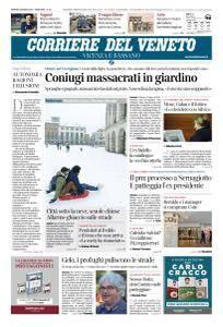 Corriere del Veneto Vicenza e Bassano - 2 Marzo 2018