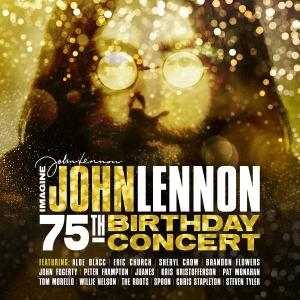 VA - Imagine: John Lennon 75th Birthday Concert (2019) [Official Digital Download]